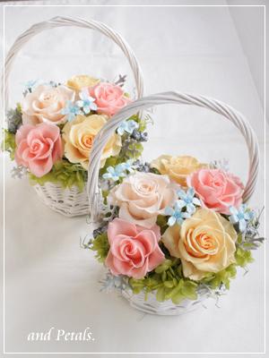 ORM2005 ご両親へ花束贈呈