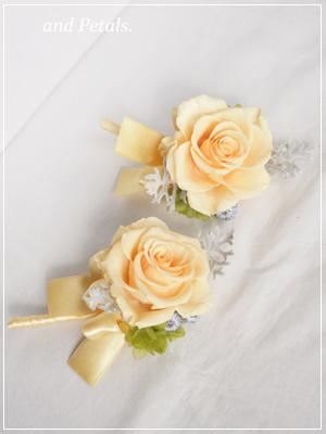 ORM2006 花束贈呈のブトニア