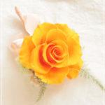 orr2002 花束贈呈のブトニア