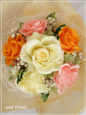 OOR2004 ご両親へ花束贈呈