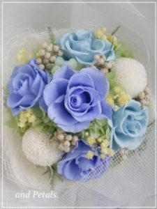 OB2004 ご両親へ花束贈呈