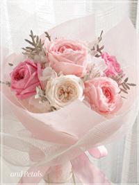 B027 Crystal Sugar Bouquet
