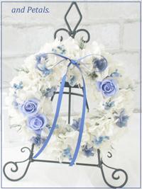 W077 Lapis Lazuli Wreath Mini