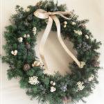 W015 Evergreen Wreath