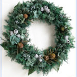 W036 Softwood Tree Wreath