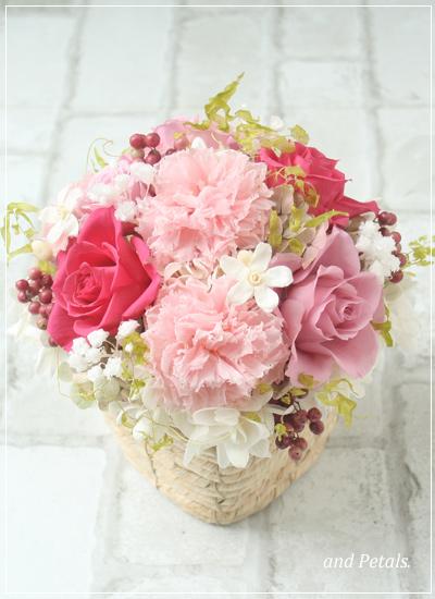 ORP2021 ご両親へ花束贈呈