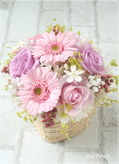 ORP2022 ご両親へ花束贈呈