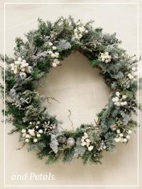 W061 Silent Night Wreath