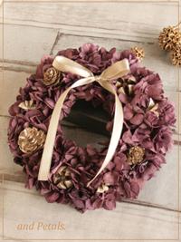 W074 Baroque Wreath Mini