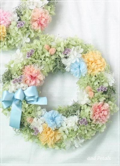 ORW 2042 ご両親へ花束贈呈