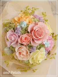 M001 Jolly Mini Bouquet